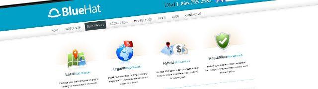 BlueHat Marketing SEO Blog