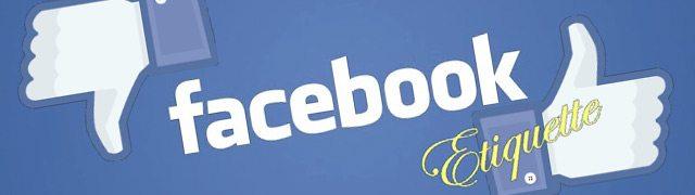 Étiquette meilleures pratiques Facebook