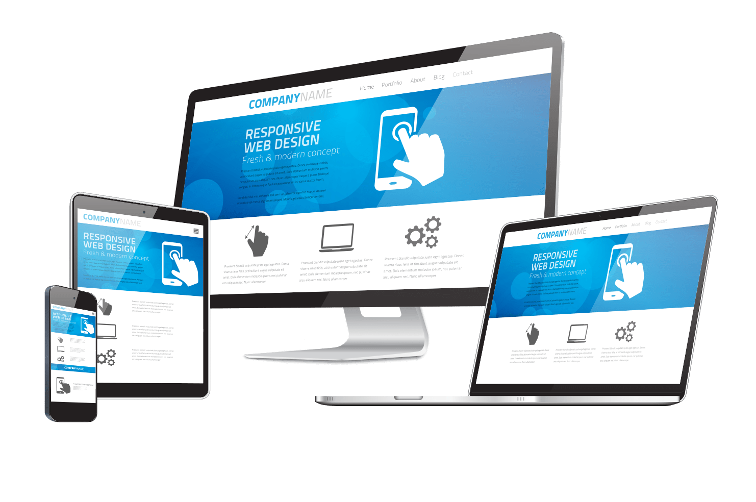 Multi-device Web Design