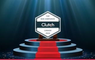 Top Canadian Marketing Company by Clutch