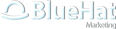 BlueHat Marketing Logo